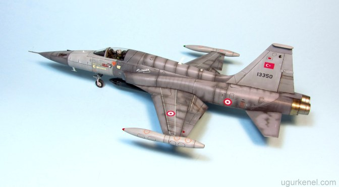 NORTHROP F-5A-2000 FREEDOM FIGHTER KINETIC 1/48