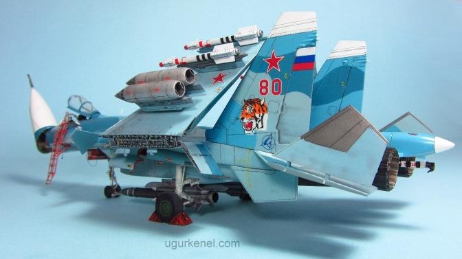 SUKHOI SU-33 FLANKER D