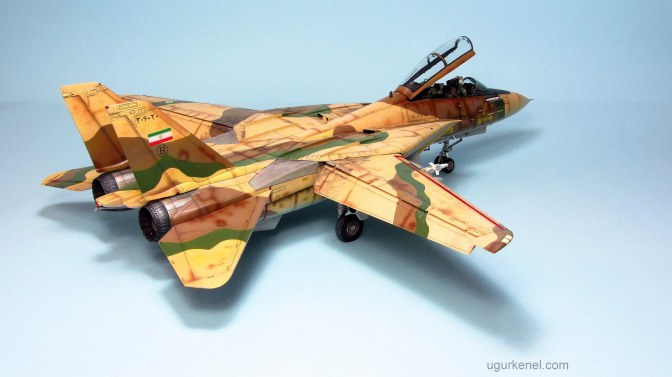Iranian Air Force F-14A Tomcat