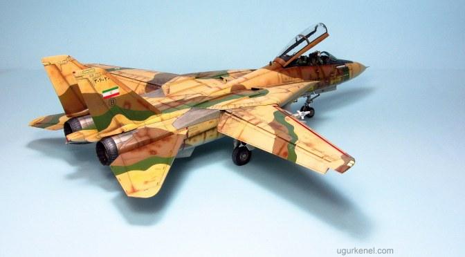 Iranian Air Force F-14A Tomcat