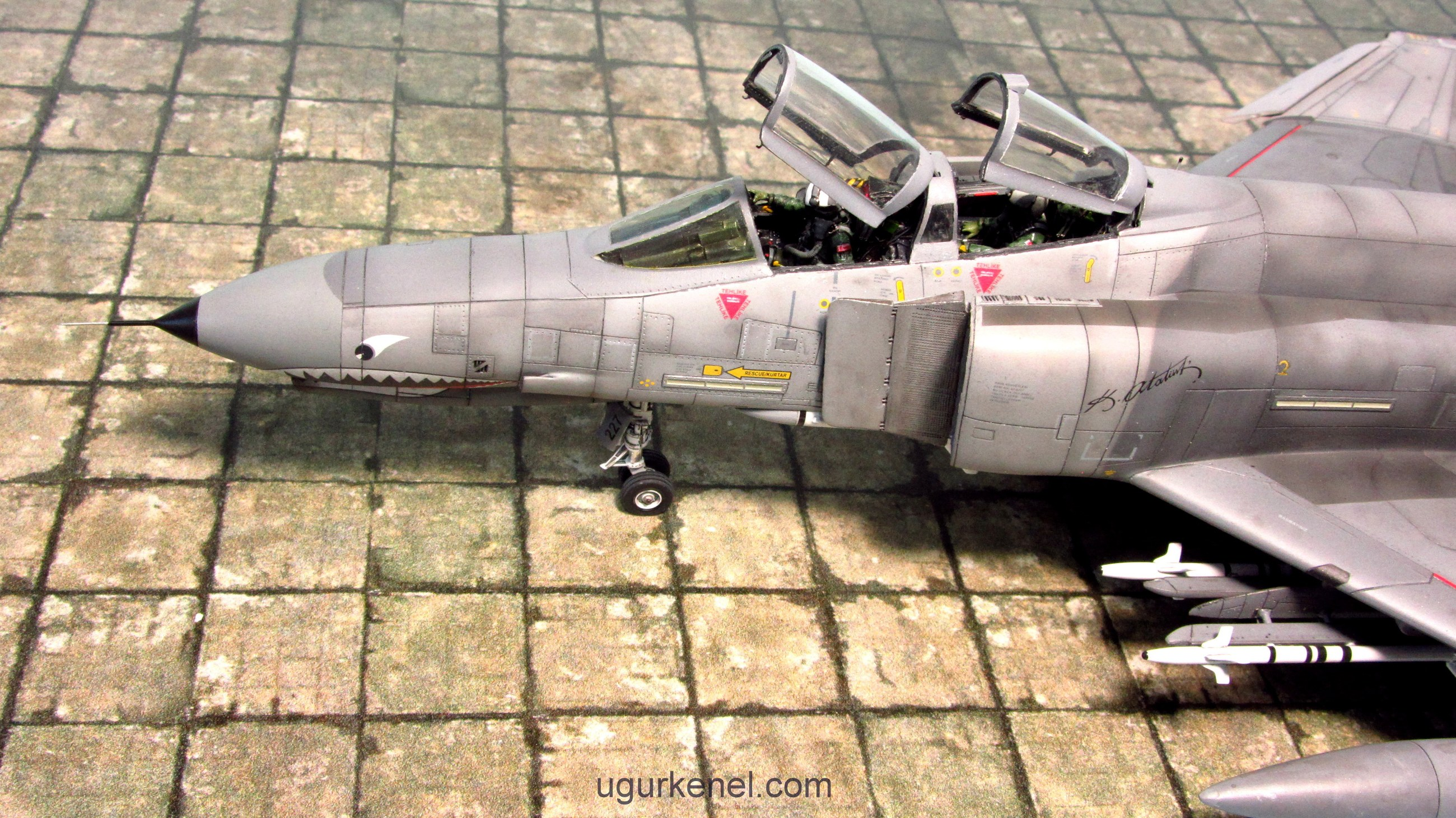 Hobby Boss 1 72 Scale Rafale M Review Build