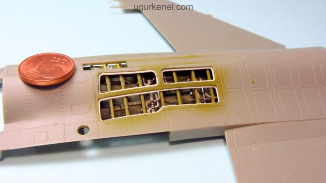 Italeri F-16D Fighting Falcon – Part 1
