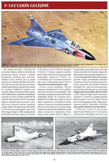 F-102 Delta Dagger in Turkish Air Force | UGUR KENEL PLASTIC ...