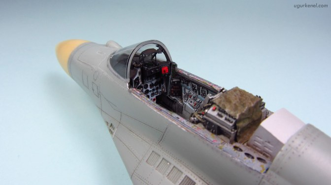 MIG-29A FULCRUM – Building Steps 5