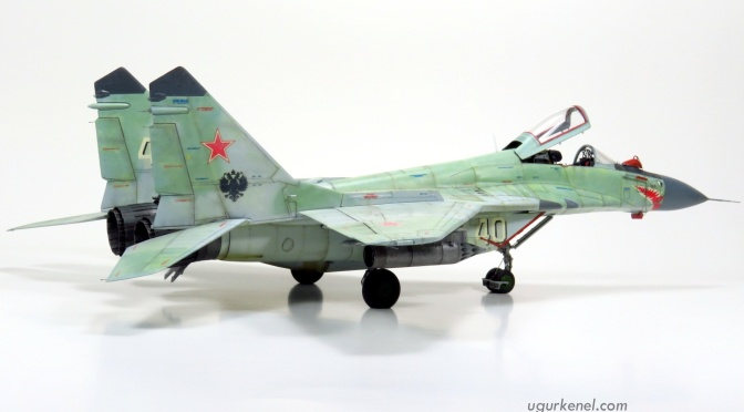 Russian Air Force Mig-29A Fulcrum